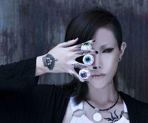 cosplay, uta, and tokyo ghoul image