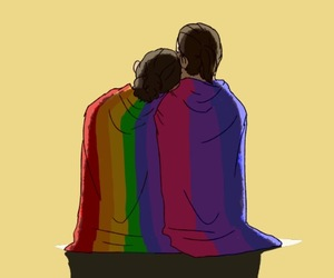 background, bisexual, and lgbt image