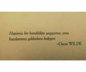 oscar wilde and türkçe sözler image