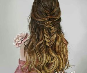 braid and pink image