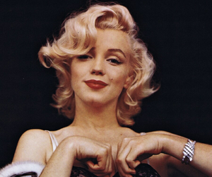 beauty, marylinmonroe, and makeup image