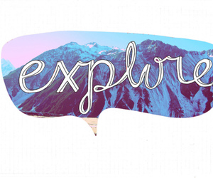 explore and paradise image