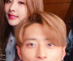 kpop, jiwoo, and jseph image