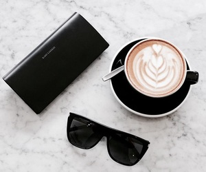 accessories, cafe, and coffee image