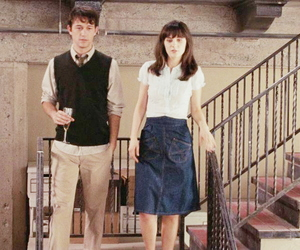 (500) Days of Summer, couple, and Joseph Gordon-Levitt image