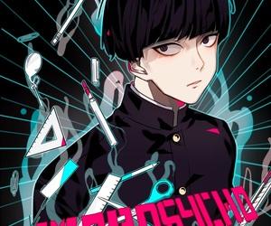 anime, kageyama shigeo, and mob psycho 100 image