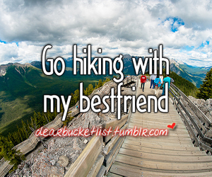 before i die, hiking, and travel image