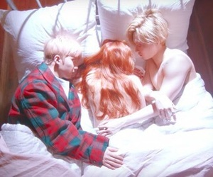 kpop, hyuna, and triple h image