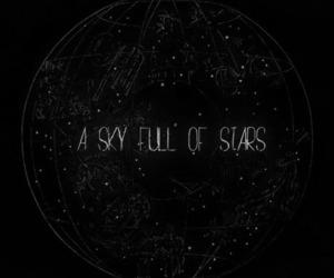 astronomy, constellation, and dark image