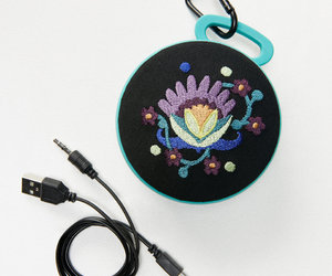 candy, embroidered, and tech image