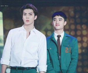 sehun and d.o image
