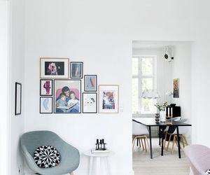 home, art, and decor image