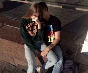 couple, couples, and grunge image