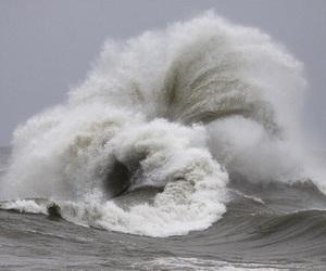 ocean, sea, and waves image