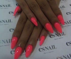 fashion, girls, and nail polish image