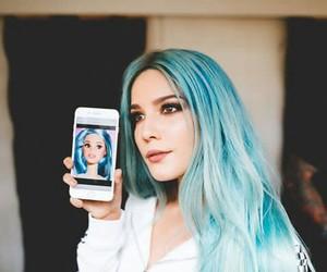 halsey and barbie image
