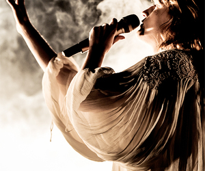beautiful, florence and the machine, and florence welch image