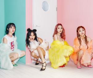 mamamoo, girl, and kpop image
