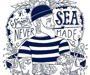 background, sailor, and tattoo image