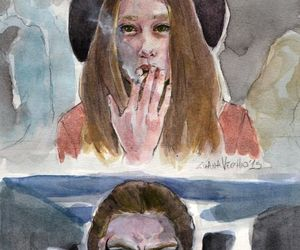 tate, violet, and american horror story image