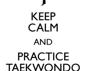 taekwondo, sports, and tae kwon do image