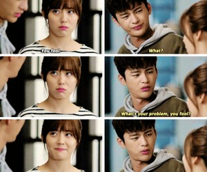 funny, seo in guk, and Korean Drama image