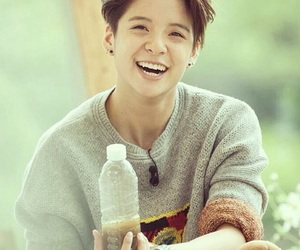 amber, fx, and laughing image
