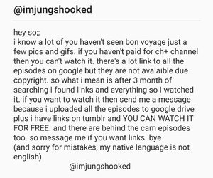 help, online, and bon voyage image