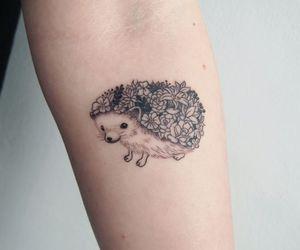 hedgehog tattoo image