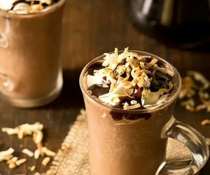chocolate, dulce, and comida image