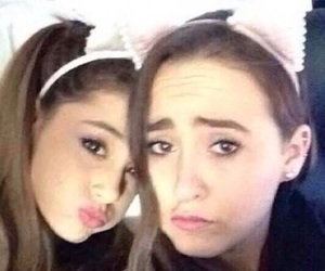 icon, ariana, and grande image
