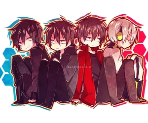 konoha, kuroha, and shintaro image