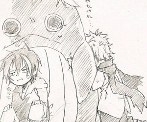 licht, lawless, and servamp image