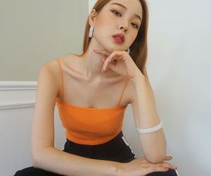korean, asian, and ulzzang image