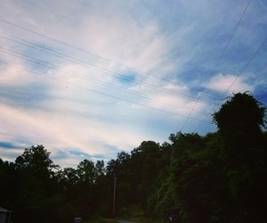 beautiful, clouds, and sky image