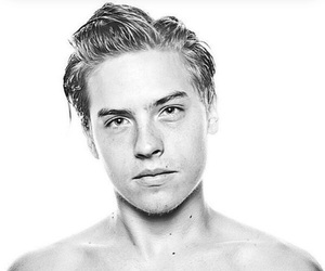 dylan sprouse and boy image