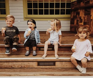 children, kids, and siblings image