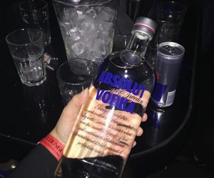 vodka, party, and alcohol image