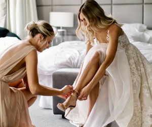 best friend, bride, and tumblr image