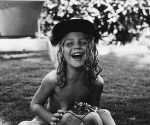 black and white, boy, and cool image