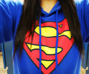 superman, blue, and red image