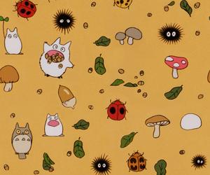 anime and My Neighbor Totoro image
