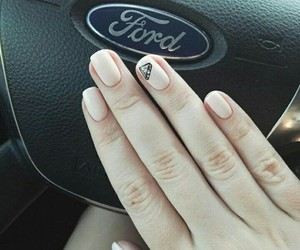 art, nails, and ногти image
