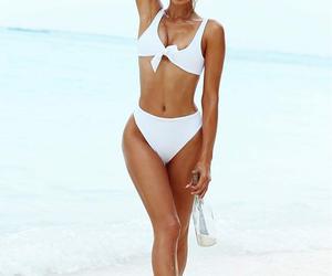 bikinis, fashion, and style image