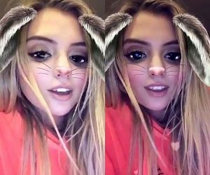 snapchat and alissa violet image