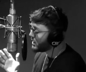 charity, james arthur, and fire image
