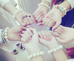 hands and together image