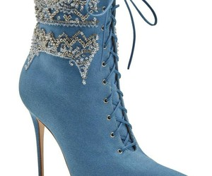 elegancia, manolo blahnik, and zapatos image