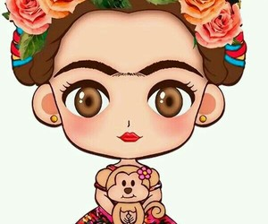 art, cute, and flores image