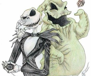 jack skellington and the nightmare before christmas image